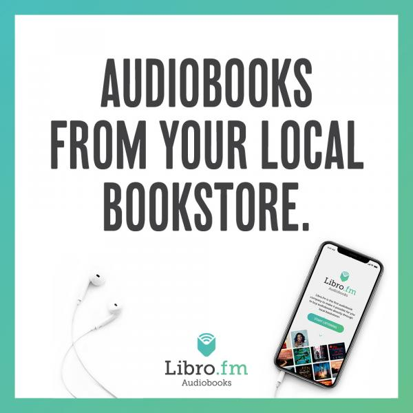 Audiobooks from your local bookstore