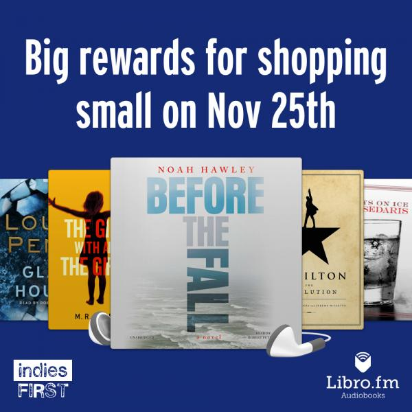 Indies First Audiobook Sale